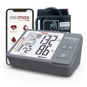 Rossmax tlakomjer Z5 |  punjivom baterijom | USB C priključak | Bluetooth