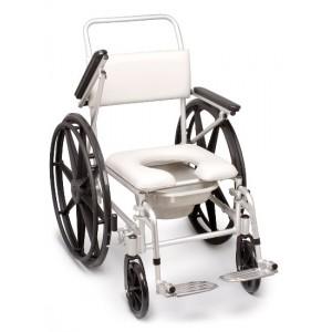 Invalidska toaletna i tuš kolica