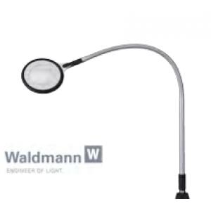 Svjetiljka s lupom Ring LED