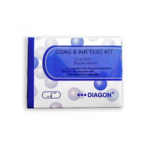 Test za uređaj COAG s INR 25 kom (rok isporuke 10 dana)
