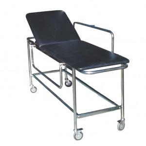 Ležeća kolica za pacijente s bočnim stranicama, podesivo uzglavlje (rok isporuke 10 dana)