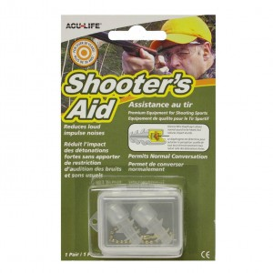 Čepovi za uši za lov i streljanu - 1 par