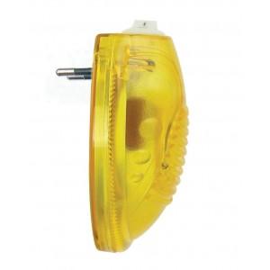 Zidna lampa sa žutim svijetlom - protiv komaraca