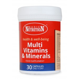 Multivitamini i minerali