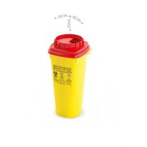 Plastični spremnici za odlaganje igala i infektivnog otpada | CS LINE
