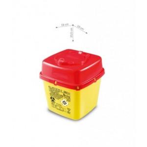 Plastični spremnici za odlaganje igala i infektivnog otpada | DAILY LINE