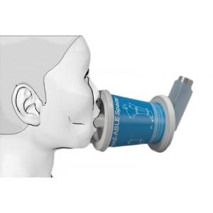 DispoZable Spacer - jednokratni babyhaleri za hitan slučaj - 10kom