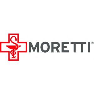 Stolac za tuširanje s higijenskim izrezom Moretti