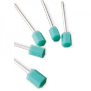 DERMARAYS+ Sticks jednokratni brisevi za oralnu higijenu
