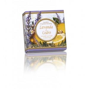Sapun s mirisom Lavande i Cedra, pravokutni | pakovanje 1 x 100 g