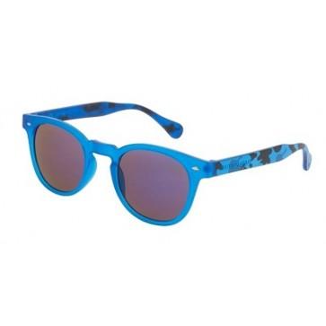 Svjetloplava fronta, maskirno plave bočne stranice i plave leće s efektom zrcala