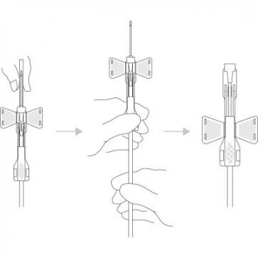 Upute za korištenje seta za venepunkciju