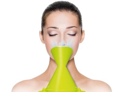 Vapynord posuda za inhaliranje