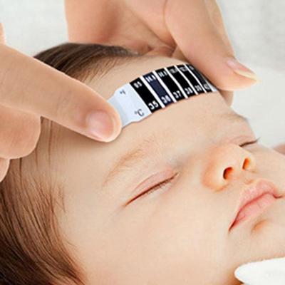 Traka za mjerenje temperature čela