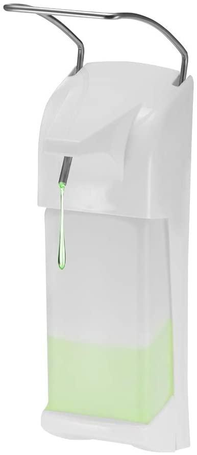 Dispenzer za dezinfekcijsko sredstvo i sapun s ručicom za lakat   zapremina 1l