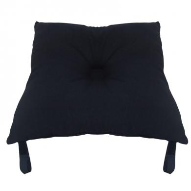 Easy jastuk od prozračnog materijala s laganim udubljenjem u sredini