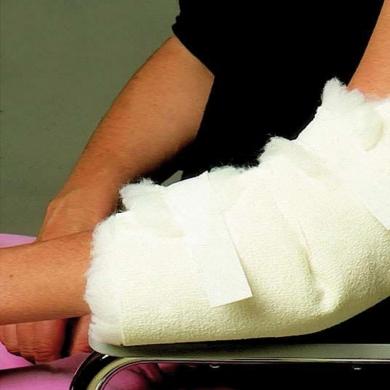 Antidekubitalna zaštita za lakat od sintetičke vune