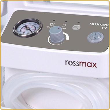 Rossmax aspirator V7 ergonomski dizajn