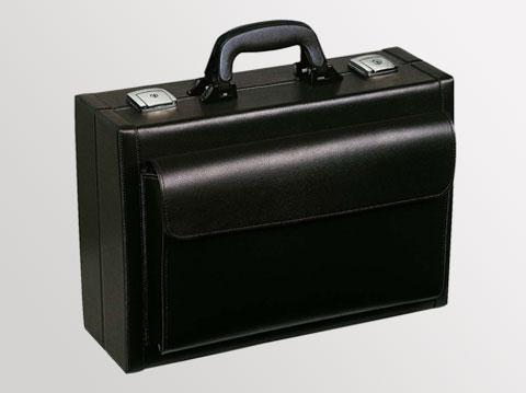 Liječnički kofer Visita | Umjetna koža-crni