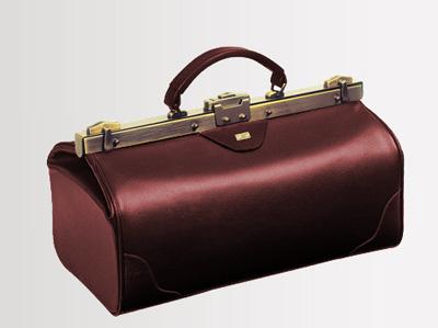 Liječnički kofer | Bordo 18 cm