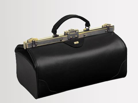 Liječnički kofer | Crni 18 cm
