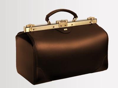 Liječnički kofer | Smeđi 23 cm