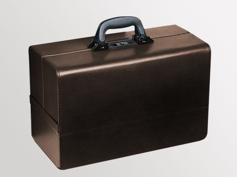 Liječnički kofer | Smeđi