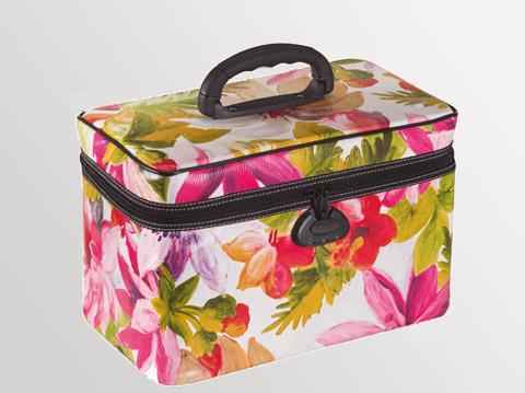 Liječnički kofer | Cvjetni uzorak