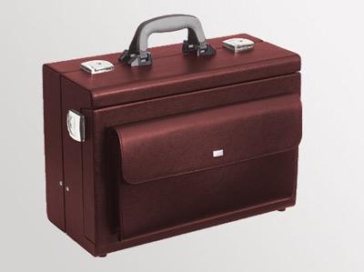 Liječnički kofer Medica 2000 | Bordo + prednji džep