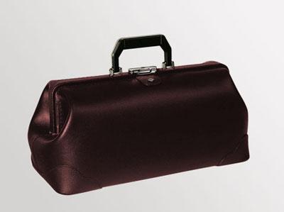 Liječnički kofer | Koža-bordo