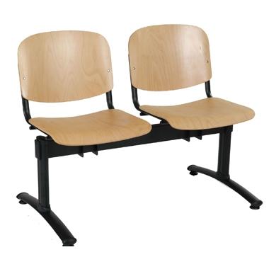 Stolice za čekaonicu - Dvosjed