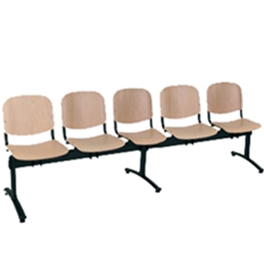 Stolice za čekaonicu - 5 sjedala