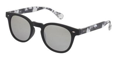 Crna frontai maskirne bočne stranice | Srebrne leće s efektom zrcala | Leće s gradijentom