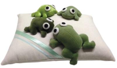 Jastuk s pirom   Žabica