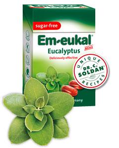 em-eukal bomboni 40 g