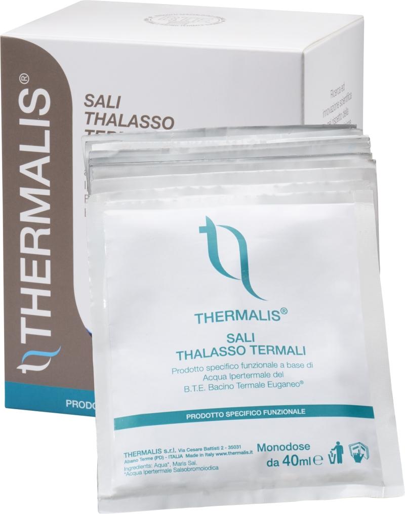 Thermalis talasotermalne soli za kupanje