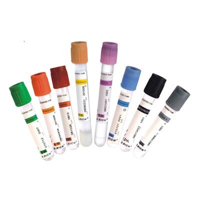 Asortiman vacutainer epruveta različitih boja
