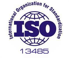 ISO 13485 certifikat