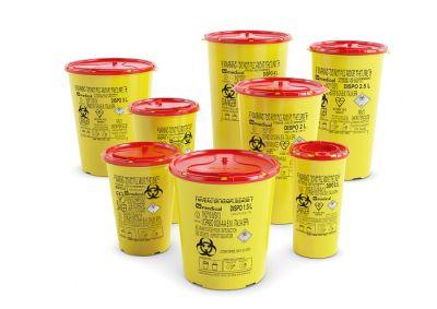Plasticni spremnici   Za igle i infektivni otpad